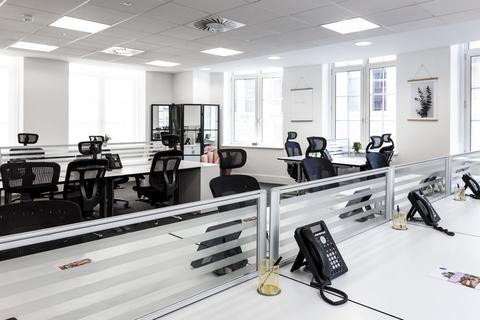 Serviced office to rent - New Broad Street, Liverpool Street, London, EC2M
