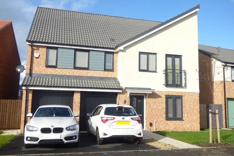 5 bedroom detached house to rent - Cornmill Crescent, Holystone, Newcastle upon Tyne, Tyne and Wear, NE27 0LA