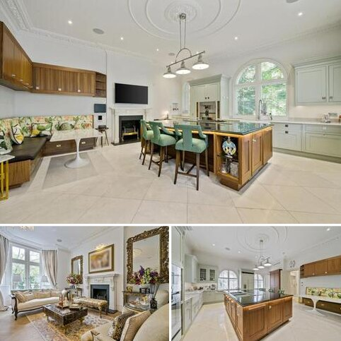 7 bedroom semi-detached house to rent - Hyde Park Place, London, W2