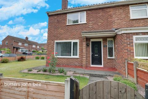 2 bedroom end of terrace house for sale - Meadow Grove, Northwich