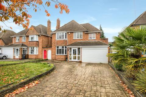 4 bedroom detached house for sale - Woodfield Road, Solihull, B91