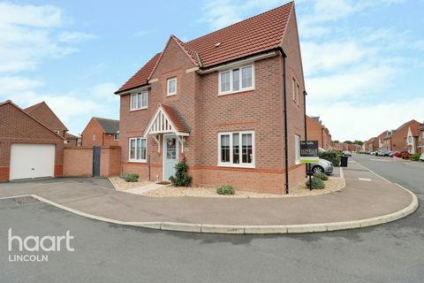 3 bedroom detached house - Vespasian Way, Lincoln