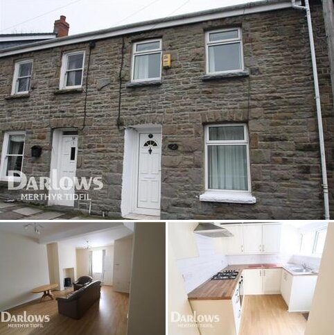3 bedroom terraced house to rent - Cardiff Road