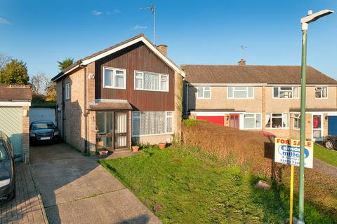 3 bedroom detached house for sale - Greystones Road, Bearsted