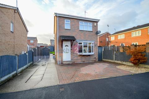 3 bedroom detached house for sale - Hursley Drive, Sothall, Sheffield, S20