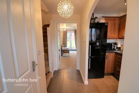 2 bedroom end of terrace house - Rowan Close, Cannock