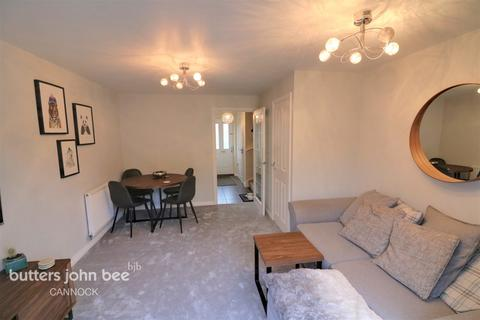 2 bedroom end of terrace house for sale - Rowan Close, Cannock