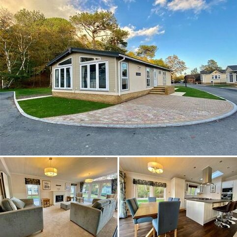 2 bedroom detached bungalow for sale - Cherry Blossom Drive, Royal Heights, Blandford Road, Poole, BH16