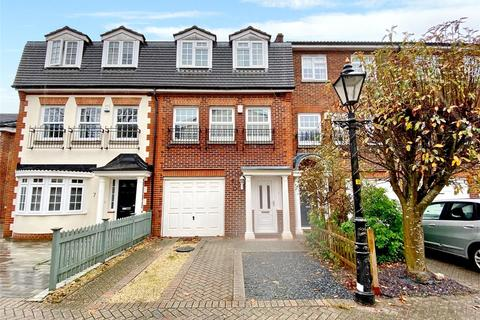 4 bedroom townhouse for sale - Ventry Close, Branksome Park, Poole, Dorset, BH13
