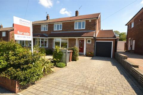 4 bedroom semi-detached house for sale - Tinshill Drive, Cookridge, Leeds
