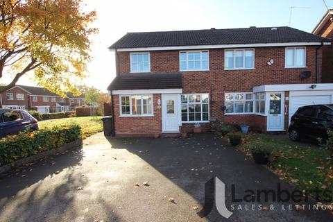 4 bedroom semi-detached house for sale - Gateley Close, Redditch