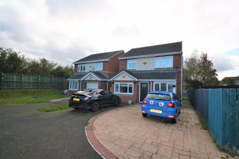 3 bedroom detached house for sale - Van Mildert Way, Lower Hartburn, Stockton, TS18 3UF