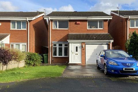 3 bedroom detached house - Kendal Close, Timperley