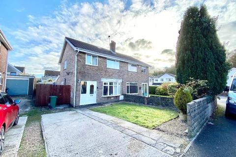 3 bedroom semi-detached house for sale - Cae Felin Parc, Hirwaun, Aberdare, CF44 9QG