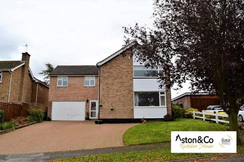 4 bedroom detached house for sale - Coverside Road, Great Glen Leicestershire