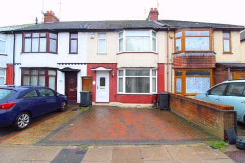 2 bedroom terraced house - DECEPTIVELY SPACIOUS HOME on Waller Avenue