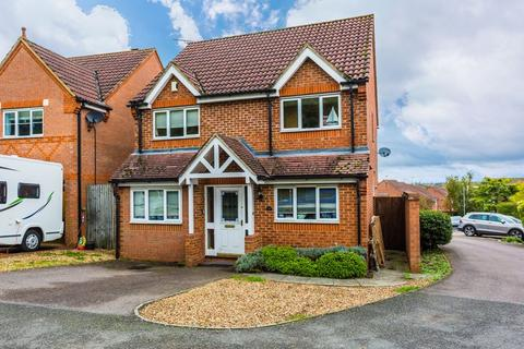4 bedroom detached house for sale - Foxglove Close, Buckingham