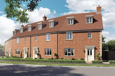 3 bedroom end of terrace house for sale - Plot 14 Heronsgate, Blofield, Norwich, Norfolk, NR13