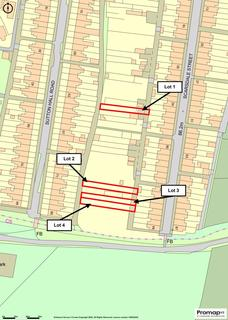 Land for sale - Allotments off Scarsdale Street, Bolsover, Chesterfield