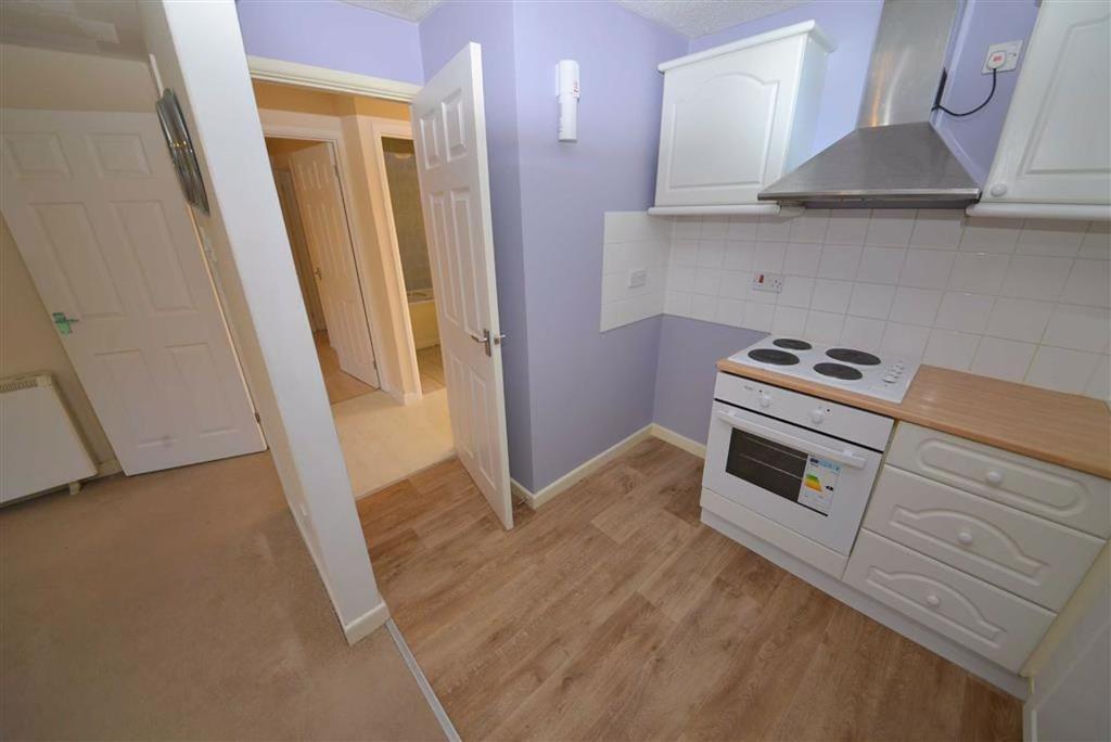 Lounge/kitchen view
