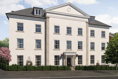 1 bedroom apartment - Plot 124, The Modbury Apartments - Third Floor 1 Bed at Sherford, Sherford, Off Haye Road, Plymouth, Devon PL9
