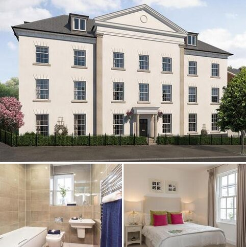 1 bedroom apartment for sale - Plot 125, The Modbury Apartments - Third Floor 1 Bed at Sherford, Sherford, Off Haye Road, Plymouth, Devon PL9