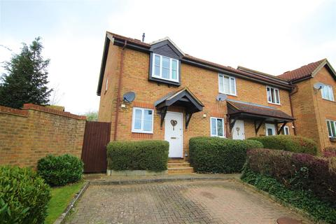 2 bedroom end of terrace house to rent - Broad Hinton, Twyford, Reading