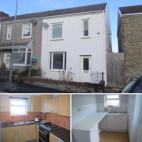 2 bedroom end of terrace house for sale - Fern Street, Cwmbwrla, Swansea