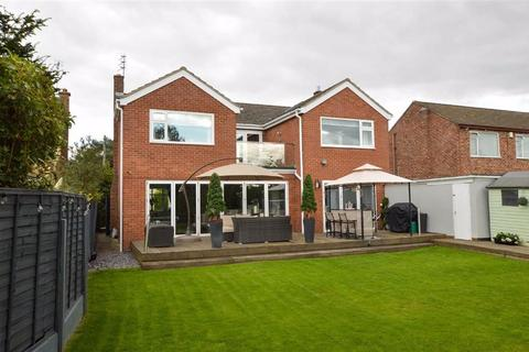 4 bedroom detached house for sale - Gorsefield Close, CH62