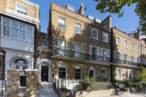7 bedroom terraced house - Hamilton Terrace, St John's Wood, London NW8