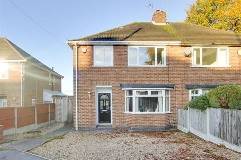 3 bedroom semi-detached house for sale - Kingsway, Kirkby-In-Ashfield, Nottinghamshire, NG17 7FJ