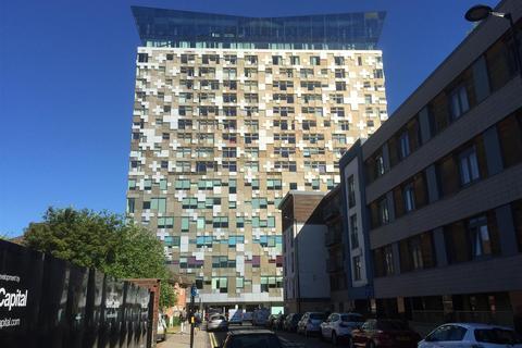 1 bedroom apartment to rent - The Cube, Wharfside Street, Birmingham, B1 1PQ