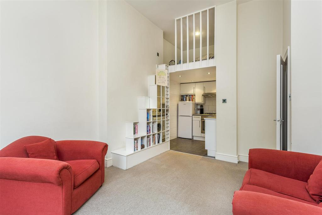 Lettings Hammersmith Sinclair Road   Reception (2)