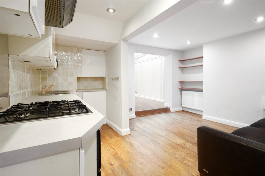 Lettings Brook Green Bradmore Park Road    Kitchen