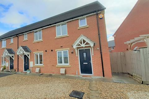 2 bedroom townhouse for sale - Windsor Way, Broughton Astley, Leicestershire, LE9