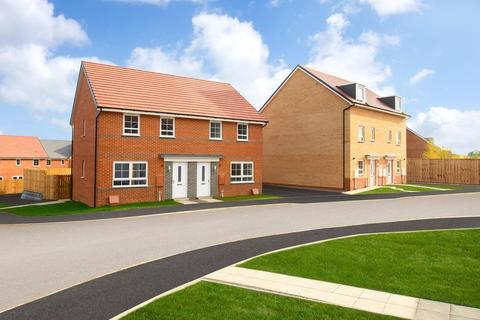 3 bedroom end of terrace house for sale - Plot 151, Maidstone at Jubilee Gardens, Norton Road, Stockton-On-Tees, STOCKTON-ON-TEES TS20