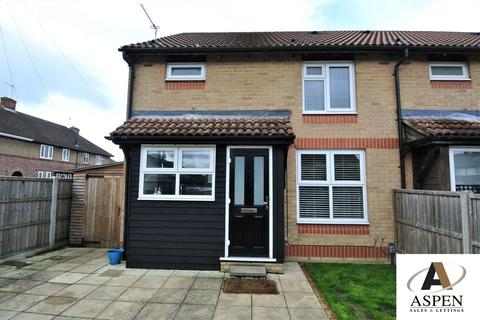 1 bedroom end of terrace house for sale - Hensworth Road, Ashford, TW15