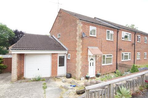 3 bedroom semi-detached house for sale - Beckett Close, Blandford St. Mary, Blandford Forum, Dorset, DT11