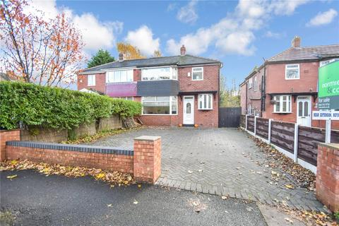 3 bedroom semi-detached house for sale - Thatch Leach Lane, Whitefield, Manchester, M45