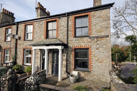 3 bedroom end of terrace house for sale - Terfyn Terrace, Y Felinheli, Gwynedd, LL56