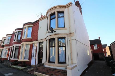 2 bedroom terraced house for sale - Greencroft Road, Wallasey, CH44 4BS