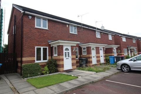 2 bedroom semi-detached house to rent - Calico Close, Trinity Riverside, Salford, M3