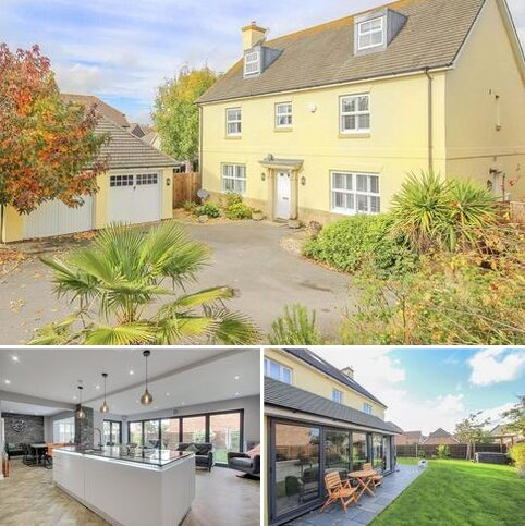 5 bedroom detached house for sale - Lucksfield Way, Angmering, West Sussex, BN16
