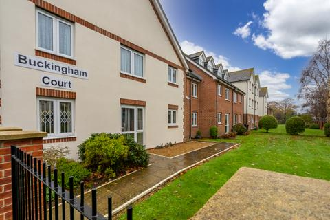 2 bedroom ground floor flat for sale - Buckingham Court, Shrubbs Drive, Middleton On Sea, Bognor Regis, West Sussex, PO22 7SE