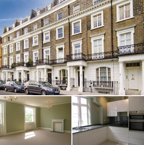 2 bedroom flat to rent - Thurloe Square, London