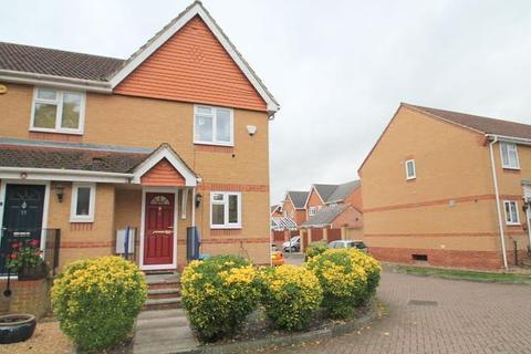 2 bedroom semi-detached house for sale - Argent Close, Egham, TW20