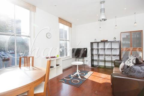 1 bedroom flat to rent - One Bedroom Flat With Private Terrace | To Let | Fleet Road | Belsize | NW3