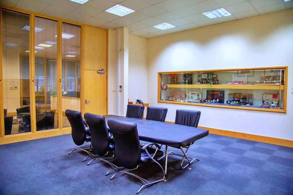 Grade A Headquarter Office Building