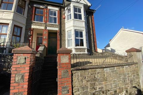3 bedroom semi-detached house for sale - Treorchy - Treorchy