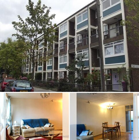 3 bedroom maisonette to rent - 40 Wrights Road, London, E3
